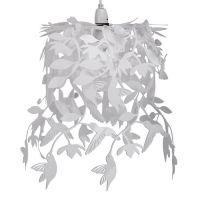 Kinderlamp vogels wit