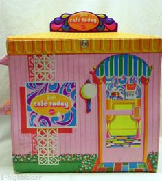 1970 Barbie Cafe Today No. 4983 Unassembled in Original Box Mint MIB Mattel | eBay - Furniture Mod Playset Very RARE | eBay