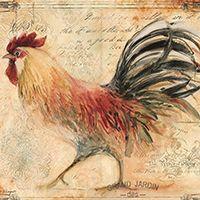 LANG Desktop Wallpapers ~ Proud Rooster