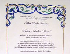 19 Best Marriage images | Wedding certificate, Marriage