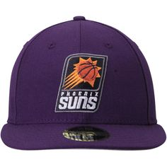 detailed look c81ea 21f56 ... promo code for mens phoenix suns new era purple official team color low  profile 59fifty fitted