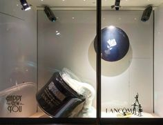 2015 - Harrods launched an in-store and a windows take-over 'Happy New You' promoting a happier and healthier 2015