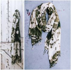 Hafsa  > Olive & Cream AND - made by and all profits go to Kenyan refugee women
