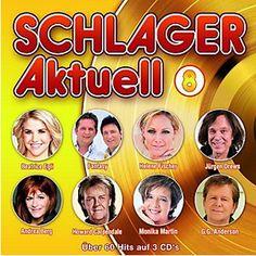 Schlager Aktuell 8 bei weltbild.de #musik #cd #schlager #weltbild