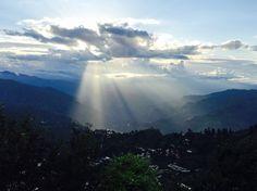Ray of hope  #himalayas #himachalpardesh #thanedar #photography #nature