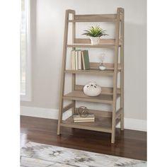 5 Shelf Bookcase Gray - Linon Home Decor Decor, Shelves, Flooring Store, 5 Shelf Bookcase, Bookcase, Home Decor, Linon Home Decor, Cube Bookcase, Ladder Bookcase