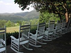 The Inn at Blackberry Farm. Always wanted to go there! Blackberry Farm Tennessee, Farm Images, Outdoor Chairs, Outdoor Decor, Exterior Design, Places To Travel, Trip Advisor, To Go, Vacation