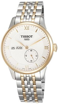 Tissot T0064282203800 Le Locle Mens Watch  TwoTone Stainless Steel * Find out more about the great product at the image link.