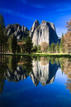 Yosemite National Park; photo by Jared Ropelato