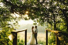 Meadow wedding at fforest in Wales // Debs Ivelja Photography