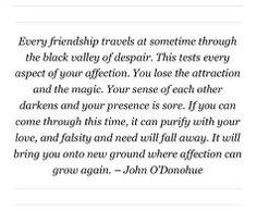 - John O'Donohue.