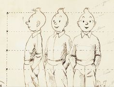 Original Tintin drawings don't come cheap. Particularly recently, the prices have risen dramati...