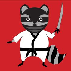 Raccoon Designed by: Jason Orlando