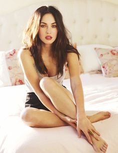Megan Fox Is One Foxy Lady!
