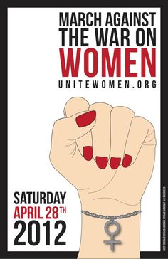 Unite Against The War on Women - via http://bit.ly/epinner - I'll be there! With my fabulous Aunties!