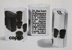 1960s | WANKEN - The Art & Design blog of Shelby White #white #60s #packaging #black #and