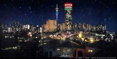 CI 006 Johannesburg Skyline