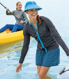 Swim hats and sun protection swim jackets  amp  t-shirts Wide Brim Sun Hat 100b2a68287