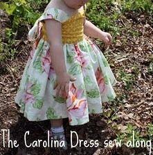 ADORABLE dress tut!