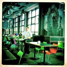 Amsterdam IJ-kantine...Nice place to co-create! http://www.ijkantine.nl/
