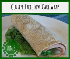 """Here is another Trim Healthy Mama friendly recipe for you to try! I found a recipe online and tweaked it a bit. It turned out great! Because of the higher fat content of these wraps, they are considered an """"S"""". I know Serene and Pearl recommend to stay at 5 grams or under for """"E"""" …"""