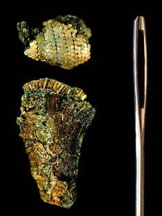 Archeologists Reveal Astounding Bronze Age Microscopic Gold Work Found Around Stonehenge
