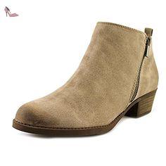 Carlos by Carlos Santana Brianne Femmes US 6.5 Beige Bottine - Chaussures carlos by carlos santana (*Partner-Link)