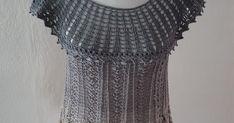 Summer crochet tunic – The Best Ideas Knitting Websites, Knitting Blogs, Knitting For Beginners, Knitting Patterns, Crochet Patterns, Crochet Tunic Pattern, Top Pattern, Free Pattern, Free Crochet