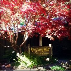 Kingdom Hall in Rogue River Oregon. Beautiful! :)