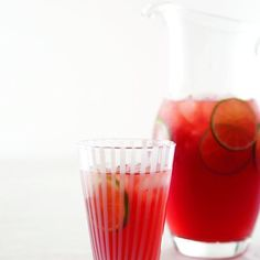 Pomegranate Rum Punch