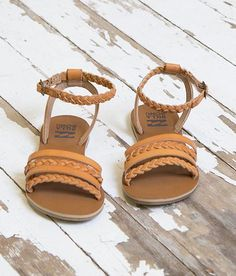 Billabong+Braided+Sandal