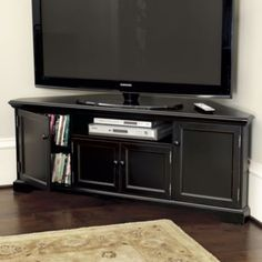 Great solution for an odd corner where we want a TV!