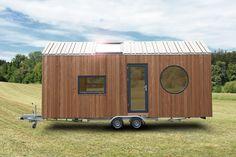 Auch auf kleinem Raum können ökologische Baumaterialien alle Möglichkeiten individueller Gestaltung mit den Anforderungen an gesunde Lebens- und Wohnbedingungen für den Menschen vereinen. Die natürlichen Materialien, aus denen unsere Aufbauten bestehen, tragen nicht nur maßgeblich zur Langlebigkeit der Konstruktion bei, sondern bieten auch ein Wohlbefinden im Innenraum. Wir freuen uns, Sie auf unserer Homepage begrüßen zu können. bauwagenwerk.de #bauwagen, #tinyhouse, #waldkindergartenwagen Tiny House, Shed, Outdoor Structures, Construction Materials, Feel Better, Room Interior, People, Homes, Lean To Shed