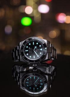 Rolex Submariner 114060 'No Date' Vs. Tudor Heritage Black Bay Black Comparison Watch Review | aBlogtoWatch