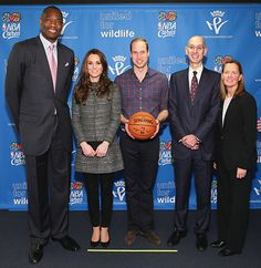 Prince William and Catherine, Duchess of Cambridge in NYC. December 8, 2014.