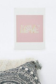 Love Roses Print