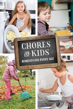Chores for Kids: Benefits for Every Age | Special Needs Kids and Chores