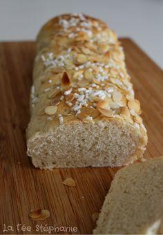 La Fée Stéphanie: La brioche végétalienne sans gluten est enfin sur le blog! Patisserie Sans Gluten, Dessert Sans Gluten, Most Delicious Recipe, Thanksgiving Desserts, Fodmap, Gluten Free, Yummy Food, Bread, Cooking