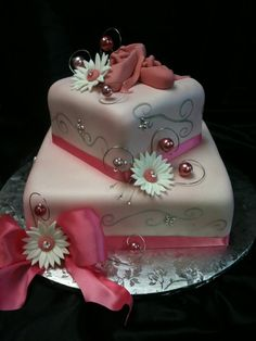 ideas for ballerina birthday cake