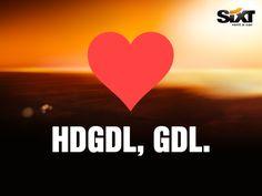 SIXT »HDGDL, GDL.« (agency: Jung von Matt)