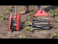 "Polet Quality Products ""Weedroller - Bineuse à cage"" - YouTube"