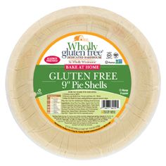 Wholly Wholesome Gluten Free Pie Shell Nutritional Information – Wheat Free Gluten Free Pie Crust, Gluten Free Pizza, Soy Eggs, Wheat Free Recipes, Pie Shell, Calorie Diet, Food Allergies, Whole Food Recipes, Nutrition