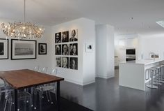 Flower Power Chandelier  von Brand van Egmond Dining Among the Greats - Inspirational Photos