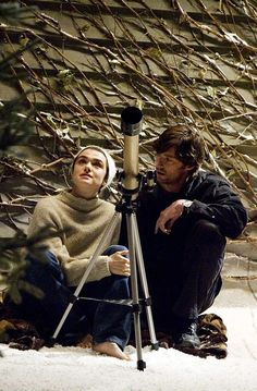 Rachel Weisz & Hugh Jackman in The Fountain