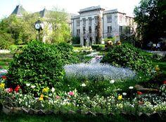 Cismigiu Garden Bucharest, Adolescence, Beautiful Places, Paris, Mansions, Country, House Styles, Travel, Romania