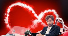 His voice is delicious. Too bad he rarely gets to do stuff without adopting another accent!! VIDEOS: David Tennant Launches Virgin Media Big Bundles