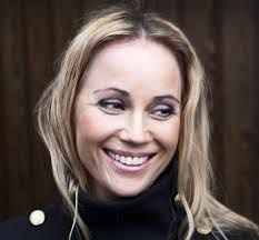 """Sofia Helin. Smart, but emotionally disconnected detective in """"The Bridge""""."""