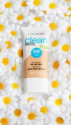 Natural coverage? Shine-free? All day long? Yes, please.