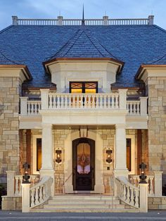 Warm Colour Combination Makes The Building Glamarious Exterior