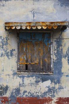 Puertas y ventanas. Arquitectura.